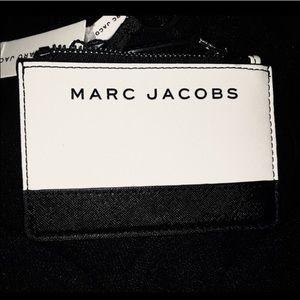 Marc Jacobs Bicolor Leather Wallet NWT ($178)
